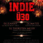 INDIE Ü30 Silvester Special