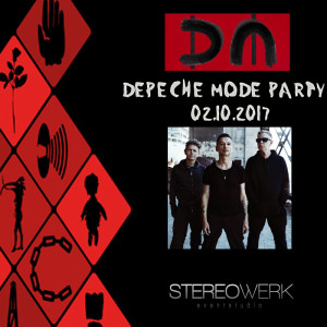 DEPECHE MODE PARTY + (Electronic Dreamz in Area 2)