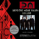 DEPECHE MODE PARTY + ELECTRONIC DREAMZ (Area 2)