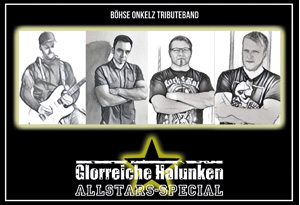 GLORREICHE HALUNKEN: TRIBUTE TO BÖHSE ONKELZ