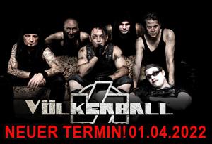 VERLEGT! VÖLKERBALL                            A Tribute to Rammstein