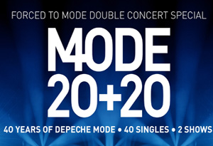 VERLEGT! FORCED TO MODE: 40 YEARS OF DEPECHE MODE – SET 2