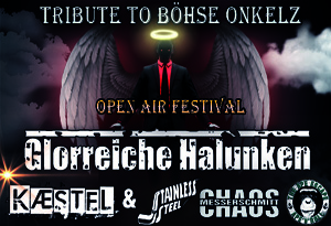 Tribute to Böhse Onkelz Open Air Festival